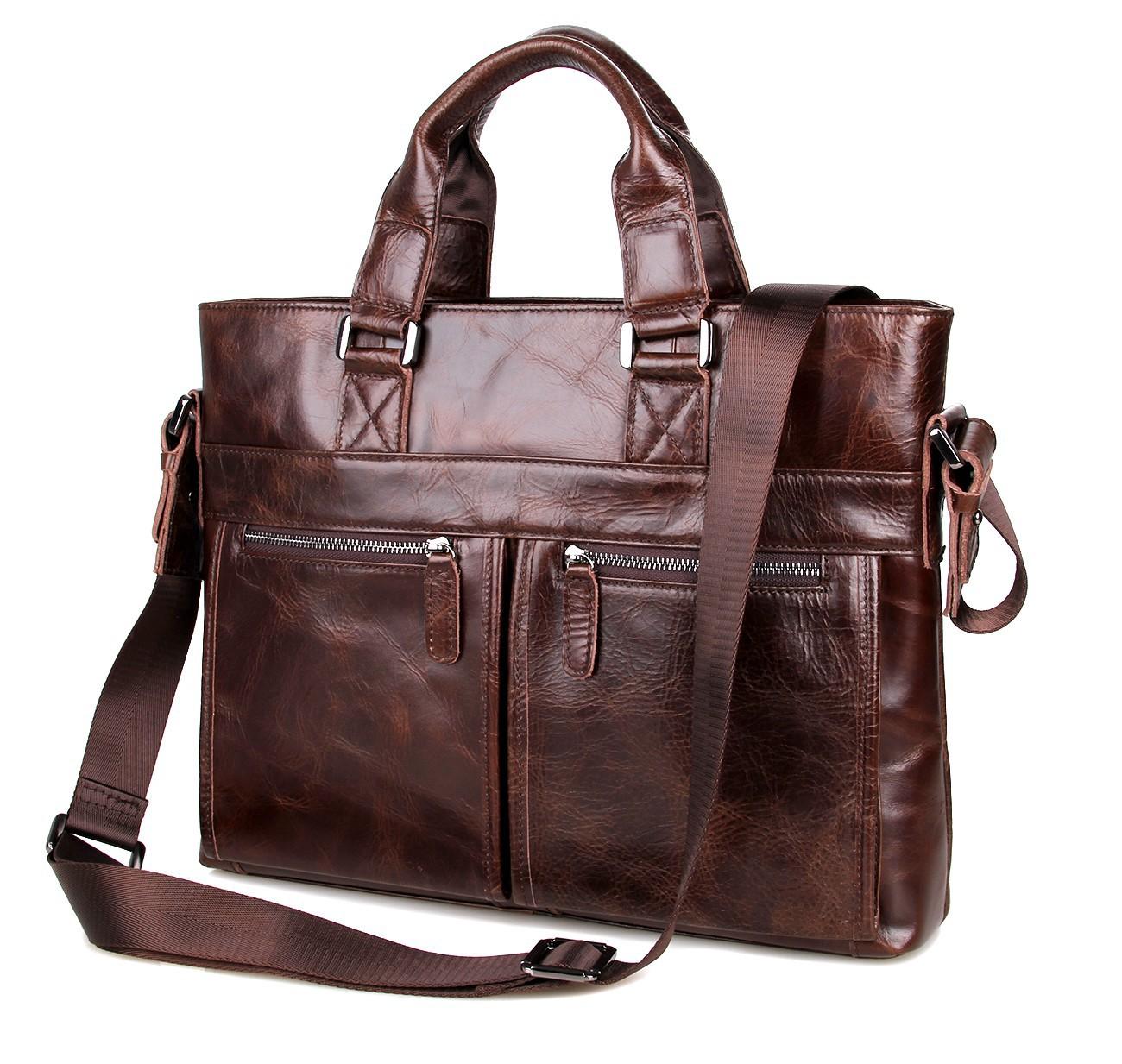 Brand genuine leather bag men briefcase portfolio,men messenger bags business handbag shoulder bag vintage mens travel bags<br><br>Aliexpress