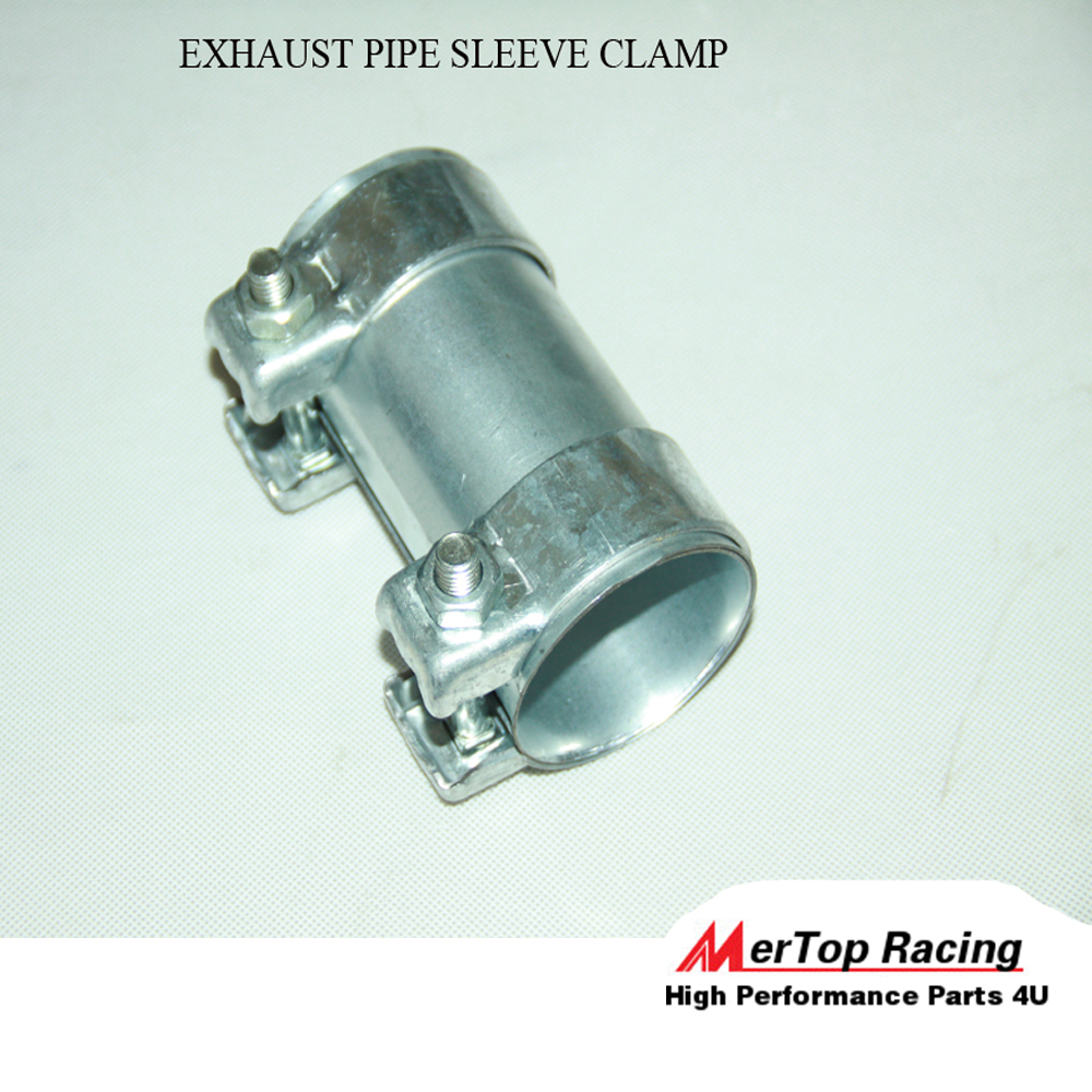 Mtp quot exhaust tube pipe connector joiner sleeve clamp