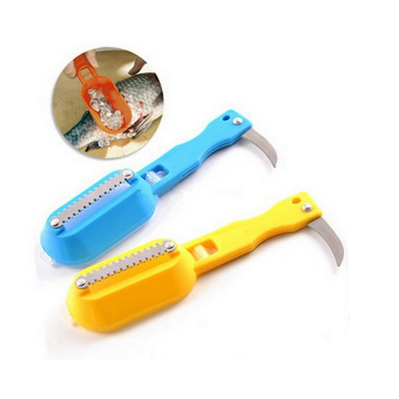 Popular clam opener buy cheap clam opener lots from china for Fish cleaning tools