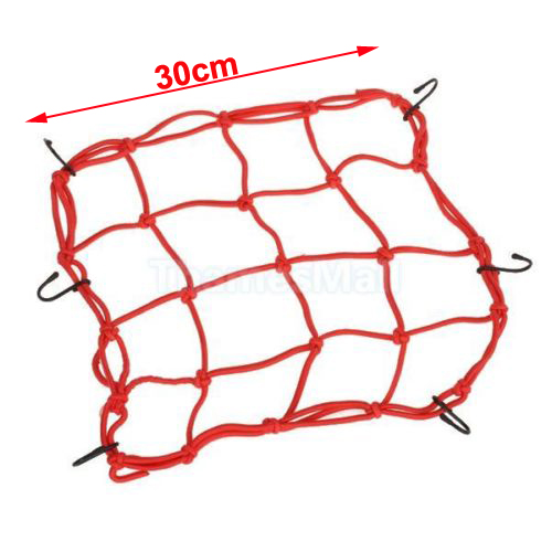 how to make a bungee cargo net