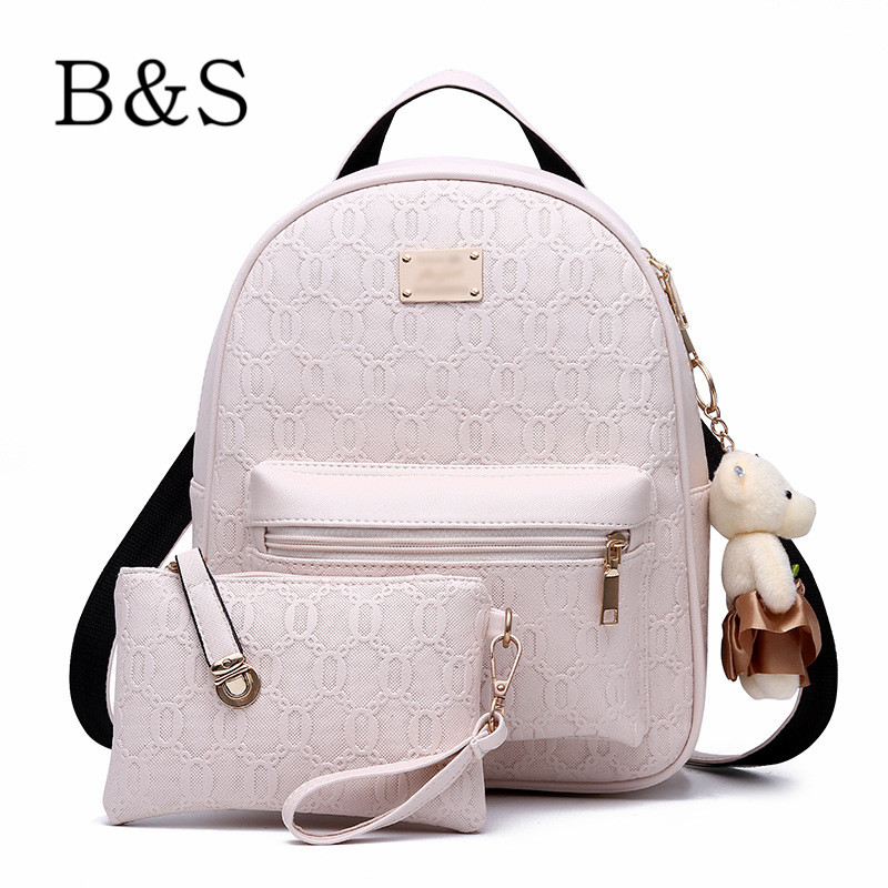 White Backpack Purse - All About Purse 2017
