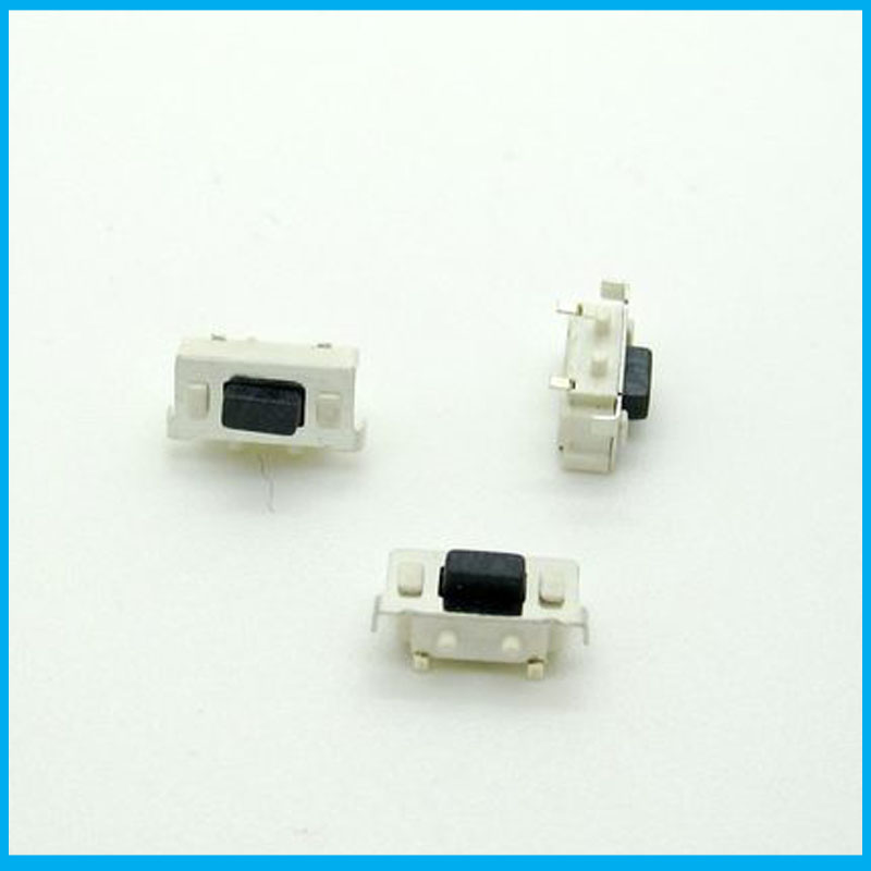 Free shipping 500PCS SMT 3X6X3.5MM Tactile Tact Push Button Micro Switch Momentary(China (Mainland))