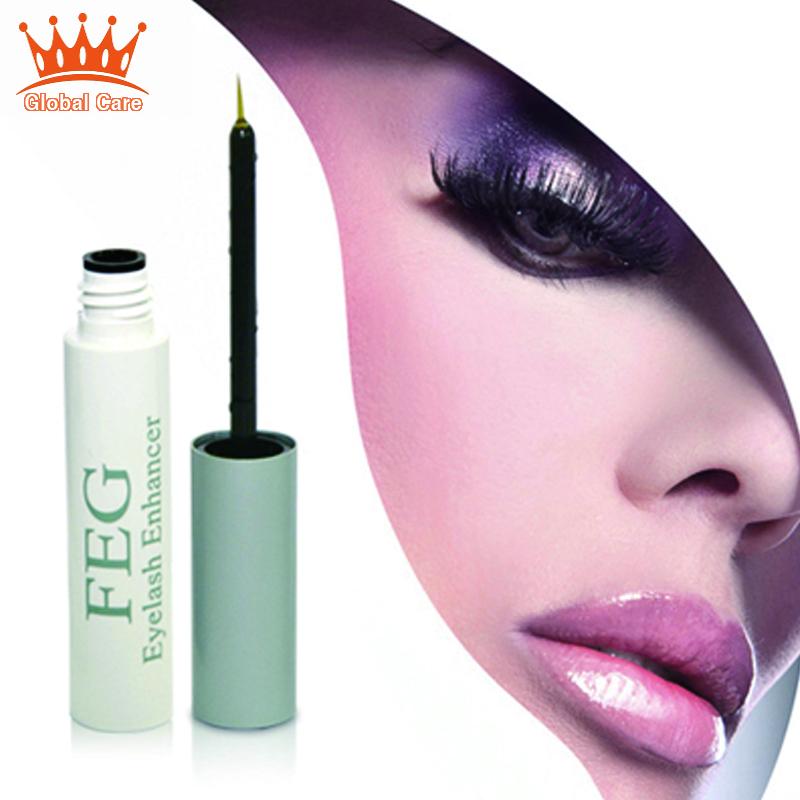 4 pcs feg eyelash growth treatment Liquid Serum Enhancer Eye Lash Longer Thicker 100% original eyelash enhancer serum Treatments(China (Mainland))