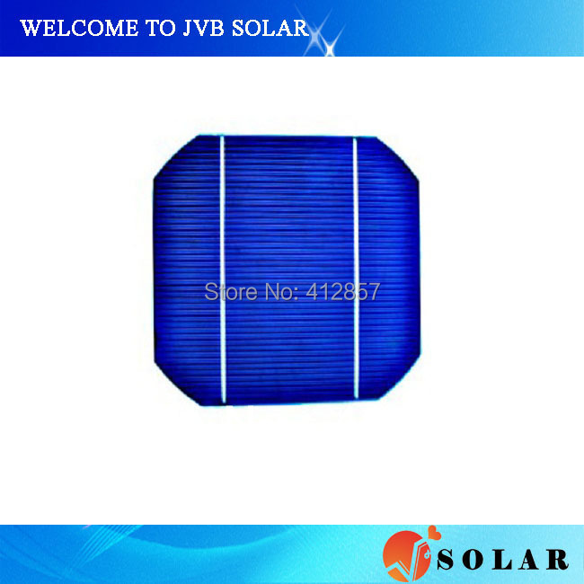 2015 hot sale pv solar cell 3.8w with MONO CRYSTALLINE 16% efficiency for manufacture photovoltaic panel kit(China (Mainland))