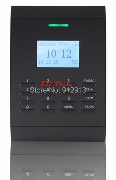 Single Door Proximity Reader Card Access Control System KO-SC403 With Free SDK