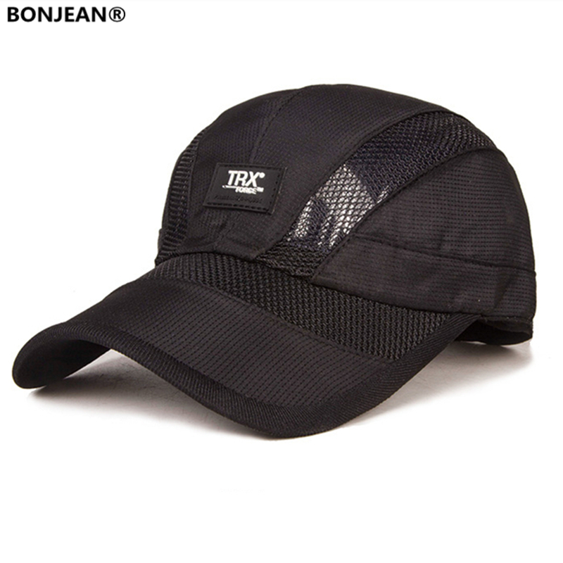 Spring and summer men 's baseball cap sun hat breathable quick - drying net hat women' s outdoor Cotton Acrylic hats Z-10(China (Mainland))