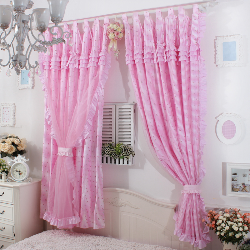 Image Result For Pink Curtains For Bedroom