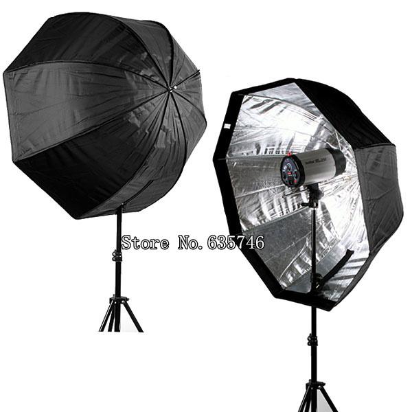 New Professional 80cm Octagon Umbrella Softbox soft box Reflector Speedlight Flash Diffuser - electronic photographic equipment store