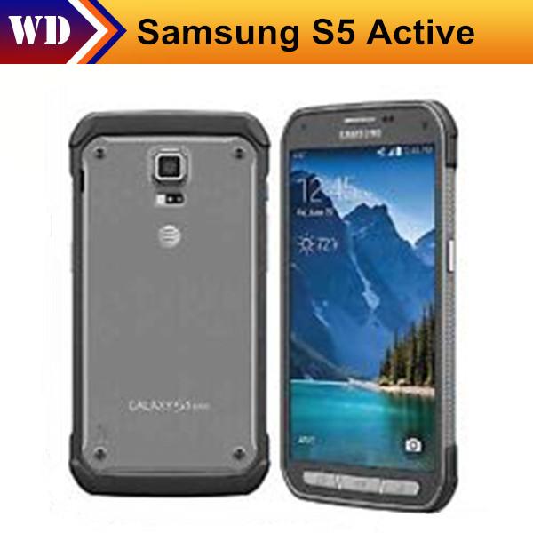 "Original G870A Quad Core 2GB RAM 16.0MP 5.1""TouchScreen LTE 16GB Unlocked Phone Samsung Galaxy S5 Active(China (Mainland))"