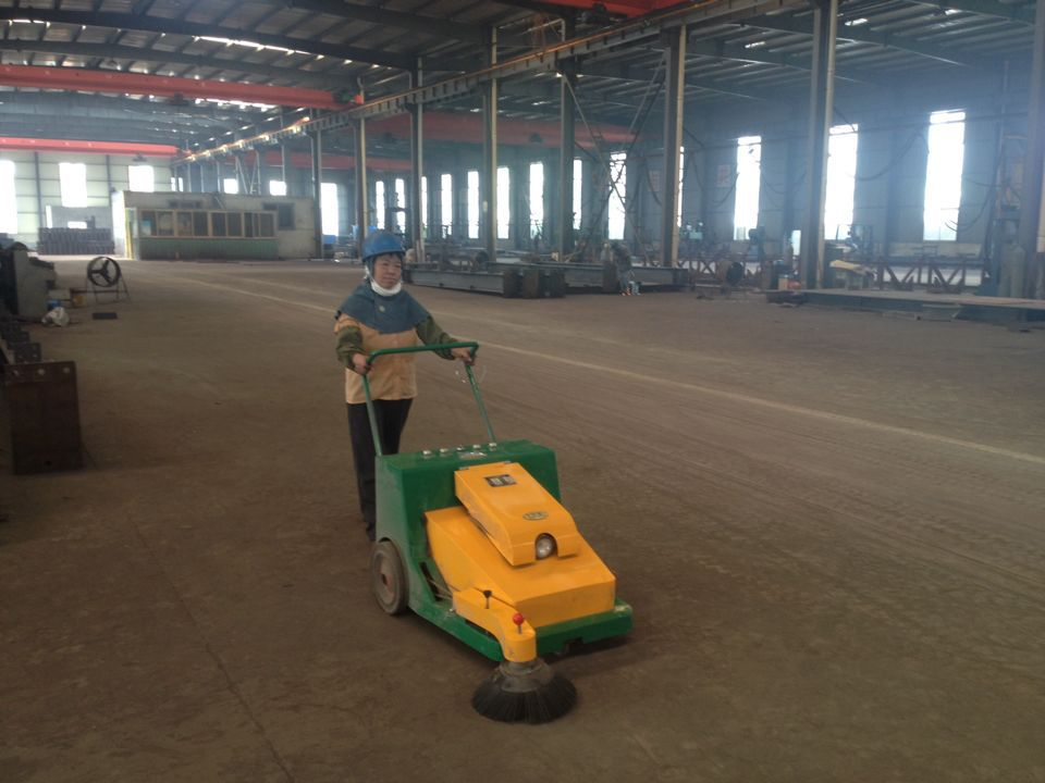 Push electric sweeper(China (Mainland))