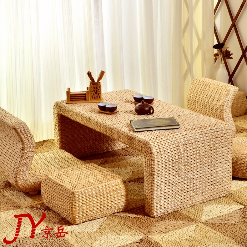 Купить beijing yue rattan straw tatami tables coffee table w.