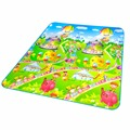 Single Side Baby Play Mat Eva Foam Carpets Developing Rug Puzzle Mats Children Kids Toys Gifts