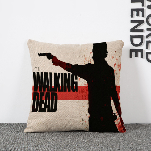The Walking Dead Nap Cushion Pillow Collection