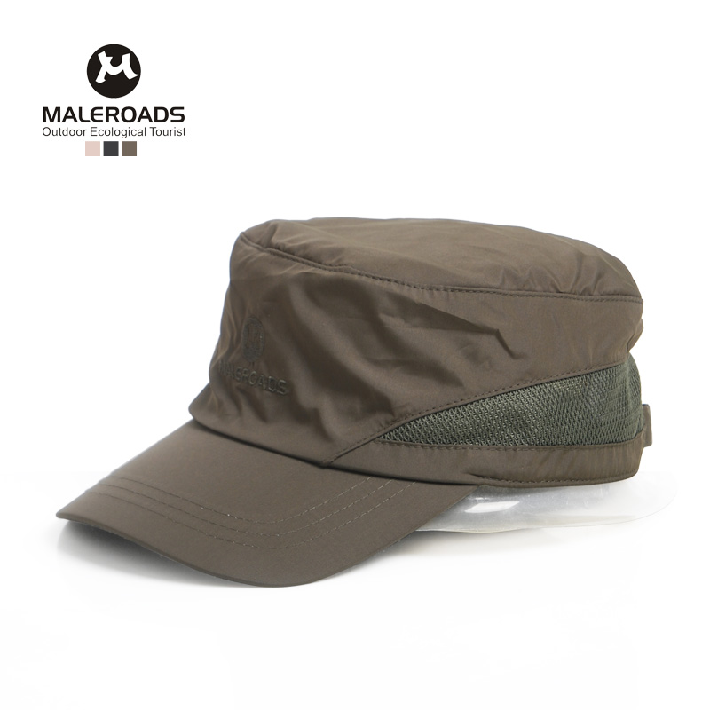 Maleroads outdoor sport hat sun caps uv protection fishing for Fishing hats sun protection