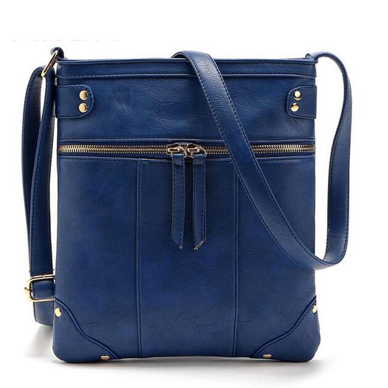 Cool Satchels Crossbody Bags Vintage Women Shoulder Bag Retro Messenger Bag