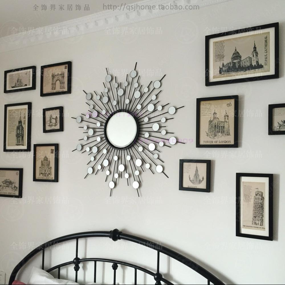 Wall Decor Mirrors Art : Mirror funiture picture more detailed about