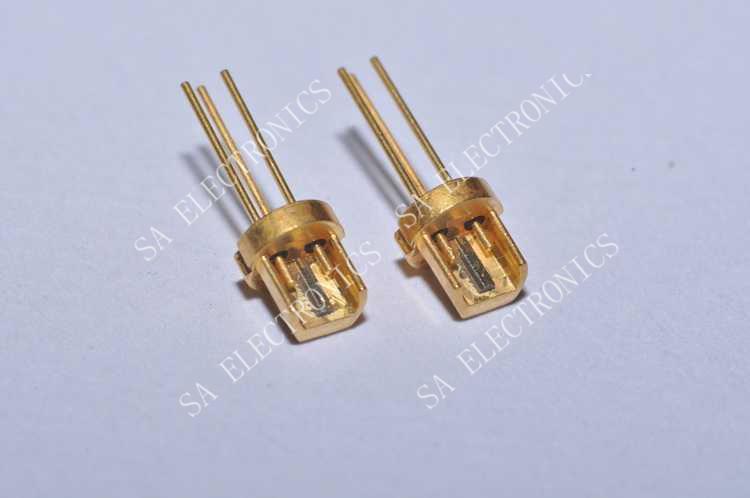 [BELLA]New in original packaging / Mitsubishi ML229U7 semiconductor laser diode laser tube 200MW / Laser Light--5pcs/lot(China (Mainland))