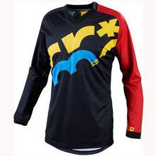 Buy 2016 Pro crossmax moto Jersey mountain bike clothing MTB bicycle T-shirt DH MX cycling shirts Offroad Cross motocross Wear for $18.00 in AliExpress store