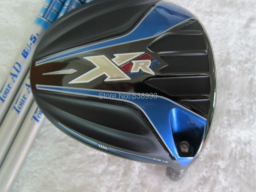 """2016 New XR Golf Driver Loft 9""""/10.5"""" R/S/SR-Flex TOUR AD BB-6 Graphite Shaft With Head Cover & Wrench(China (Mainland))"""