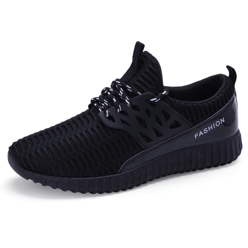 Men Running Shoes Sport Size Black/Gray/Blue Jogging Shoes For Men Summer/Autumn Sneakers Men Zapatillas Deportivas Hombre(China (Mainland))