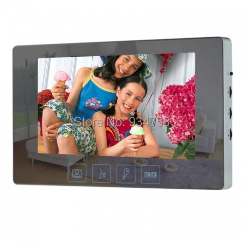 7inch TFT LCD Video Door Phone Doorbell Home Security Color Intercom Monitor<br><br>Aliexpress