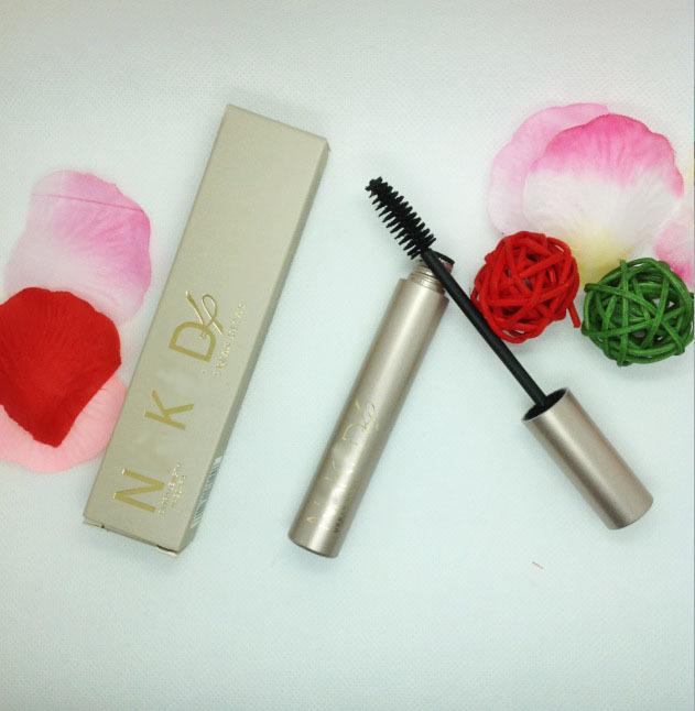 2015 new mascara brand NK4 curving lengthening nake 4 colossal Makeup mascara Volume Express with Silicone Brush(China (Mainland))