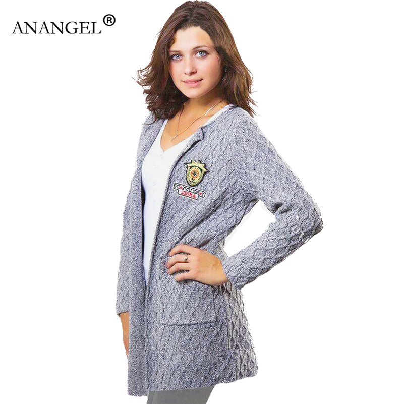 Wholesale / Retail women cardigan sweater vintage cardigans 2015 womens fashion winter cashmere cardigan hand knitted sweater(China (Mainland))