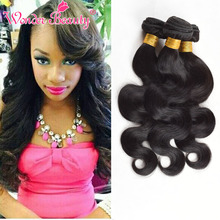 Buy Malaysian virgin Hair Body Wave 3 Bundles Deal 1B# Unprocessed Virgin Human Hair Weave Free Shipping Cheap Malaysian Body Wave for $72.00 in AliExpress store
