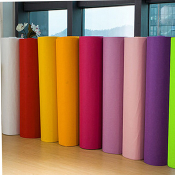 Горячая распродажа свадебные ну вечеринку ковер этап нетканые красный розовый 85 см шириной 1 м длиной / много более 15 цвета 23055
