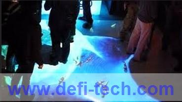 DEFI Interactive Floor Projection with 111 effects,Good Price and Best Technical support after sales(China (Mainland))