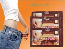 The Third Generation!! Slimming Navel Stick Slim Patch Weight Loss Burning Fat Patch Hot Sale 10pcs=1bag