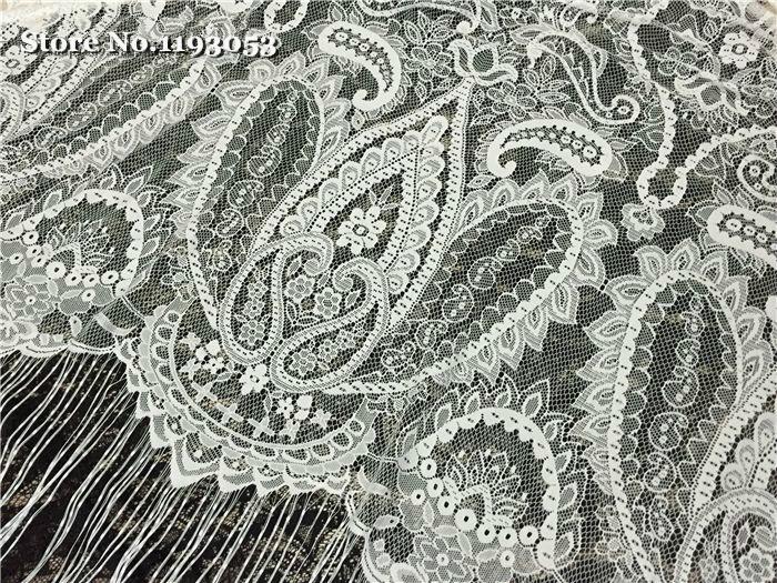 Декоративная кружево из ткани 70