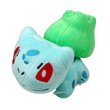 Cartoon Bulbasaur Plush Doll Soft Stuffed Kids Child Toy Gift 13cm(China (Mainland))