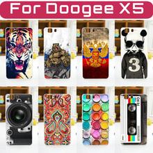 Горячая распродажа DOOGEE X5 / DOOGEE X5 PRO чехол цветной Paiting чехол для DOOGEE X5 / DOOGEE X5 PRO чехол бесплатная доставка