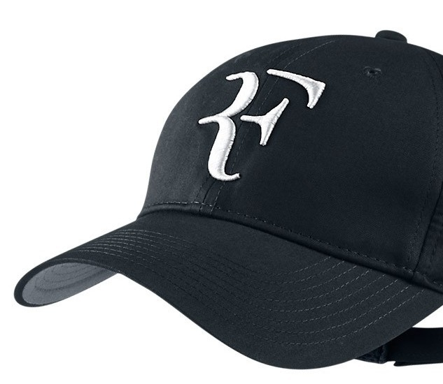 2014 Limited edition latest foreign trade tennis Roger Federer RF Tennis tennis hat cap free shipping(China (Mainland))