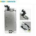 For iPhone 5S 5C 5G LCD Display Touch Screen Digitizer Frame Menu Button Front Camera Tool