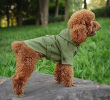 Buy New arrival dogs cats fashion jackets costume doggy autumn winter overcoat clothes puppy outwear clothing pet dog suit 1pcs for $8.12 in AliExpress store