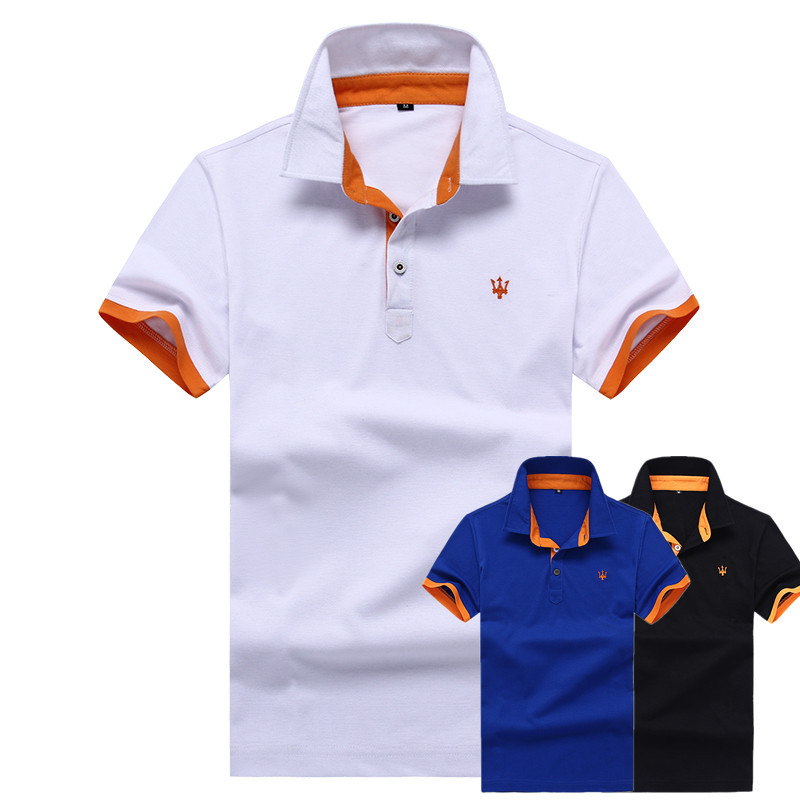 rl polo ralph men cotton 2015 mens polo shirt brands three color Breathable solid polo shirt size M-4XL men golf shirts free(China (Mainland))
