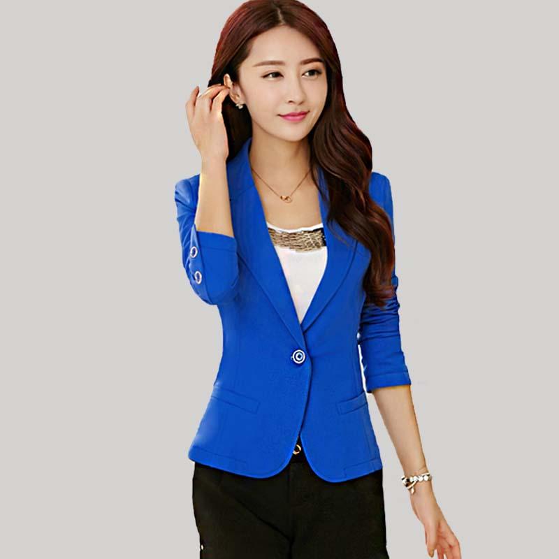 aliexpresscom buy female blazer outerwear 2016 spring