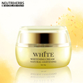 Neutriherbs Brightening Whitening Cream Nourishing Skin Anti Dark Spot Freckle Vitamin C Hyaluronic Acid Lotion Gold