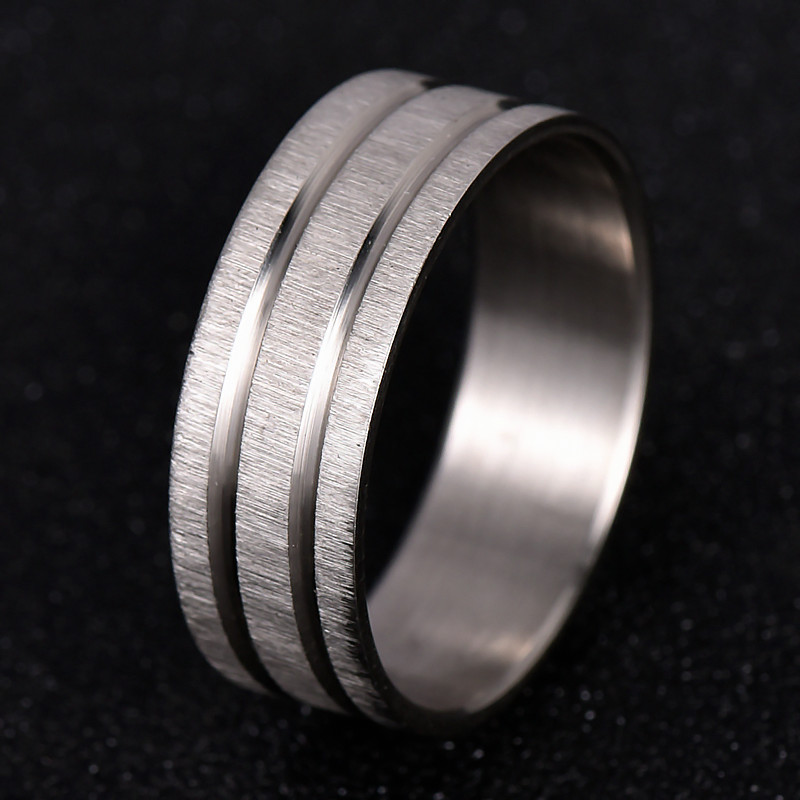 nj4 Free Shipping silver plated Ring Fine Fashion Forever Love Steel Ring Women&Men Gift Silver Jewelry Finger Rings(China (Mainland))