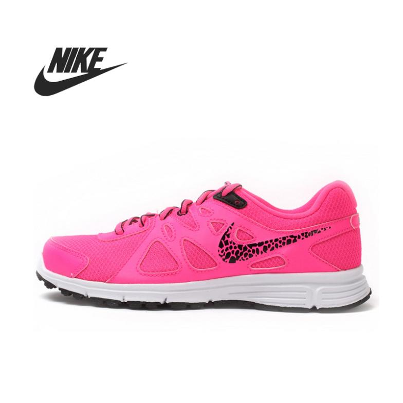 100% Original new 2015 NIKE WMNS NIKE REVOLUTION 2 MSL women's shoes 554901-605 Spring running shoes sneakers free shipping(China (Mainland))