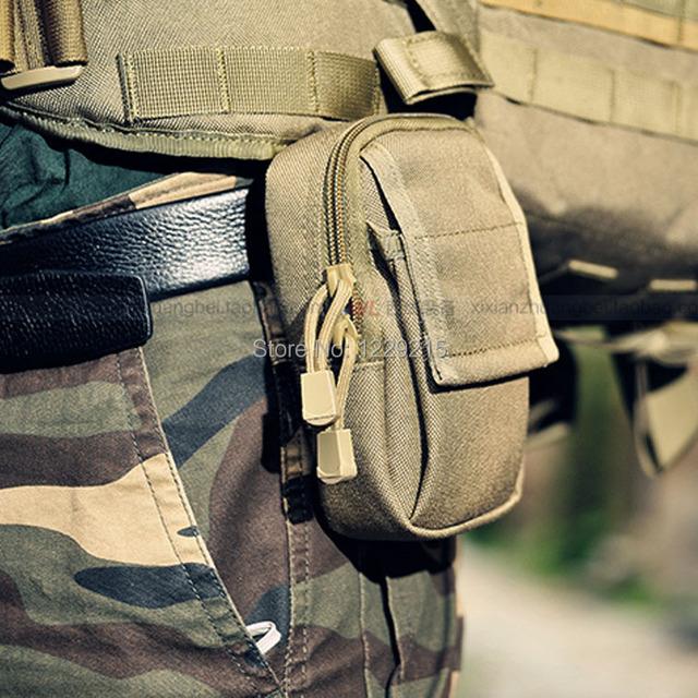 Тактический молл талии пакет военной аксессуары сообщение сумка 6 тактический утилита ...