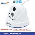1080P AHD camera HD 3MP 3 6MM CCTV camera Lens for this indoor AHD camera 1080p