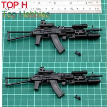 Buy 2pcs 1/6 Scale 4D Weapon Model AK74 Assembling Gun Model Toy F 12'' Soldier Action Figure for $8.09 in AliExpress store