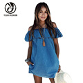 2016 New Maternity Clothes Summer Dress For Pregnant Women Casual Mini Maternity Dresses Fashion Women Pregnant