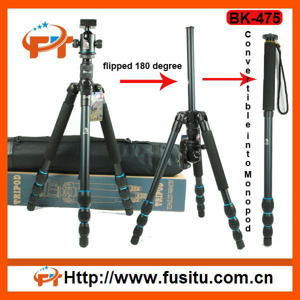 New magnesium alloy camera tripod professional video tripod with Ball Head