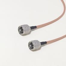 Низкая — ослабление увч вилочная часть вилка коннектор переключатель увч вилочная часть вилка коннектор RG142 50 см 20 » адаптер