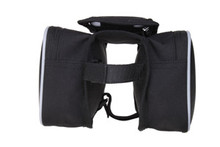 ROSWHEEL 4 8 Bike Bicycle Cycling Frame Pannier Pack Front Tube Bag Texture series for Touch