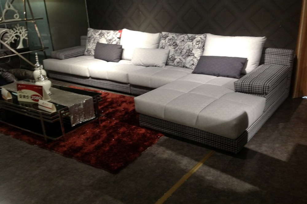European sofa new sofa modern sets cheap l shape sofa as for Cheap modern living room furniture sets
